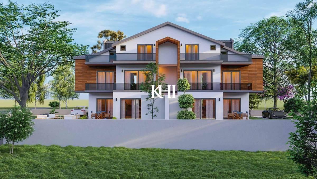 Large Semi-Detached Calis Villa