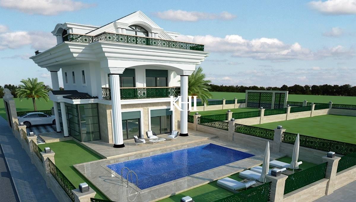 6 Bedroom Modern Villa in Calis