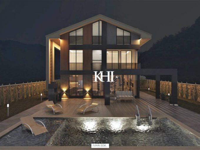 Luxury Terrace Villas in Oludeniz