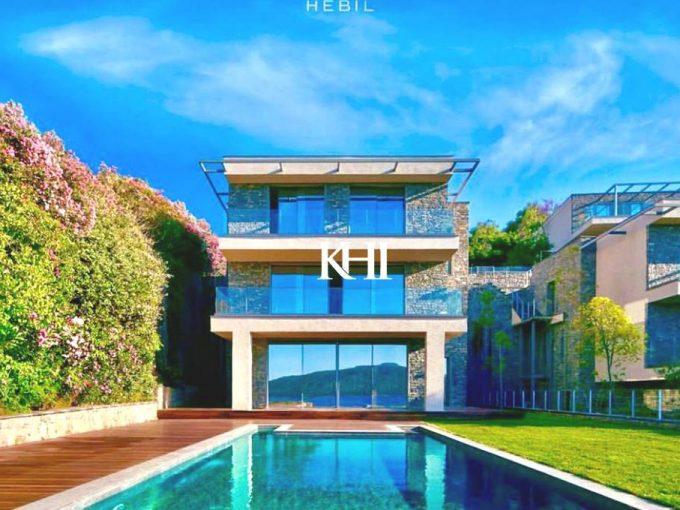 Elegant Bodrum Villa For Sale