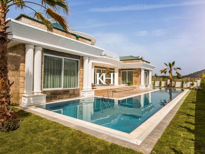 Luxury Villas in Kemer Antalya