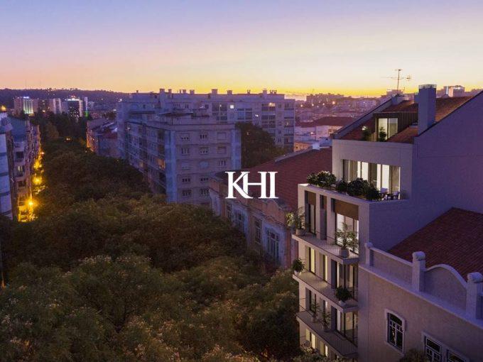Lisbon City Centre Apartment For Sale