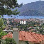 Sea-view Gocek Villa For Sale