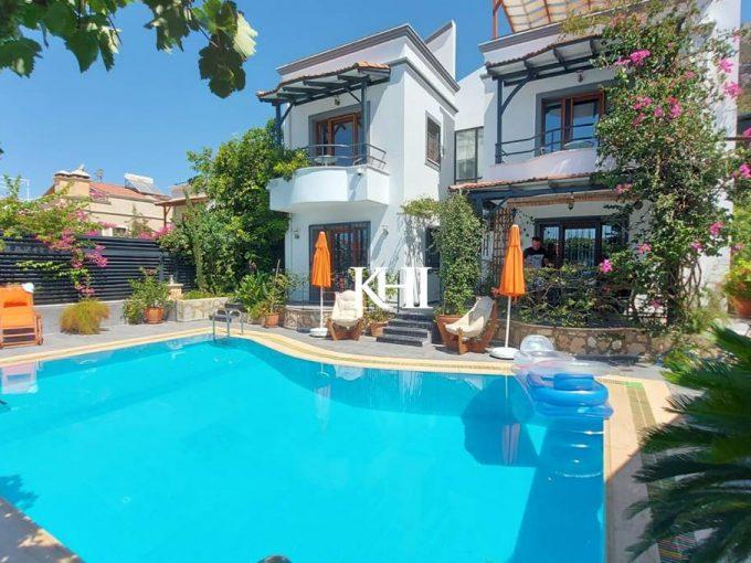 Sea-View 3-Bedroom Detached Villa