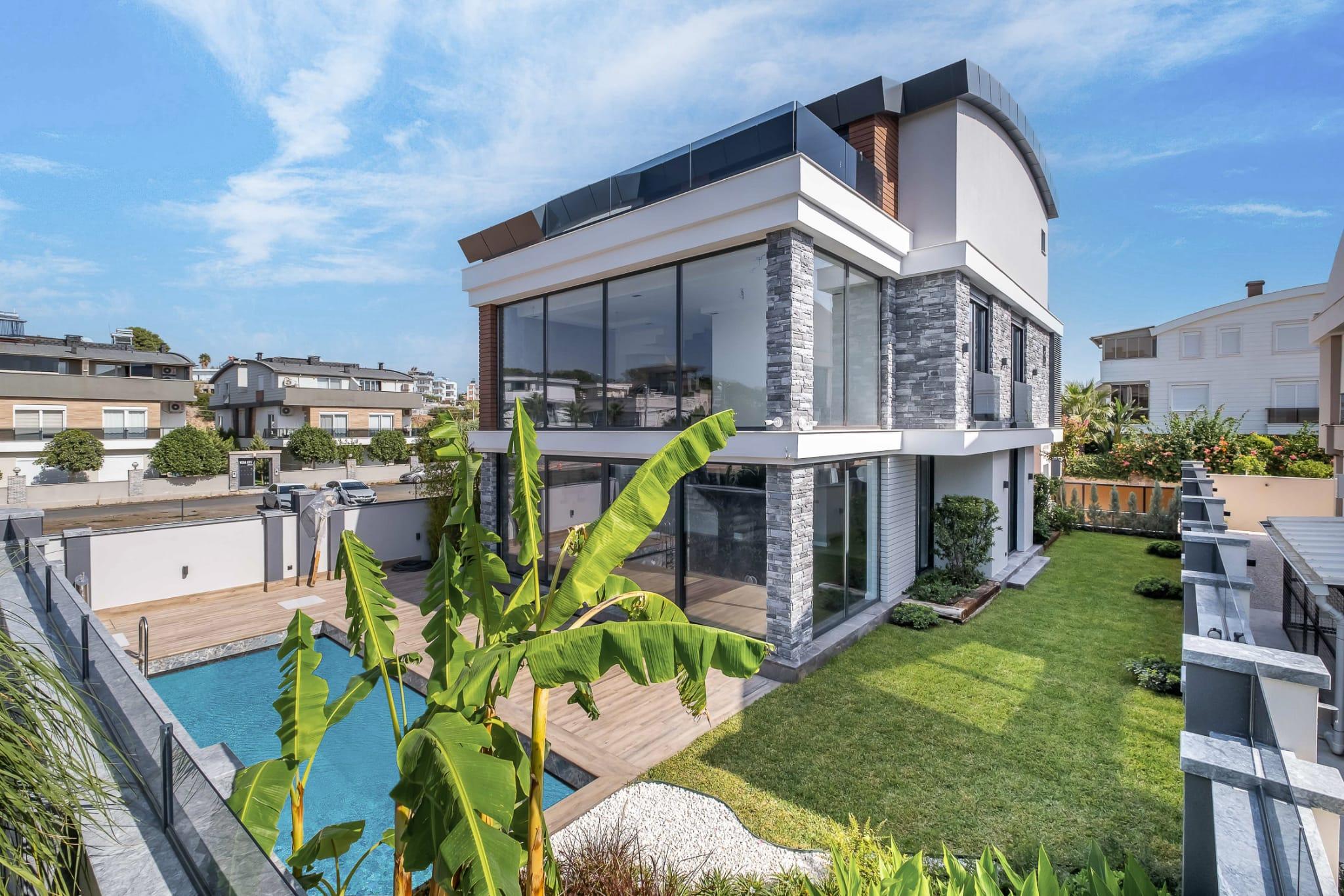 Investment properties in Antalya