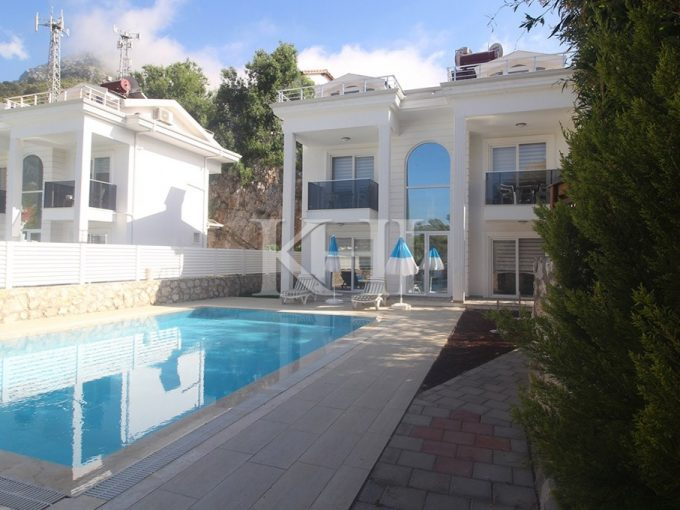 Modern Villa For Sale In Ovacik